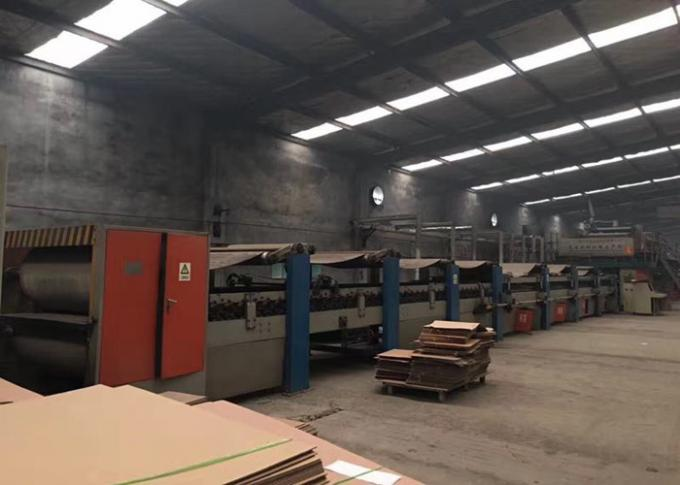 Thin Blade Slitter Scorer  Corrugated Carton Making Machine Slitting 120m / Min Speed