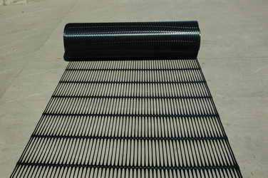 Plastic Uniaxial Geogrid / HDPE Uniaxial Geogrid Creep Resistance