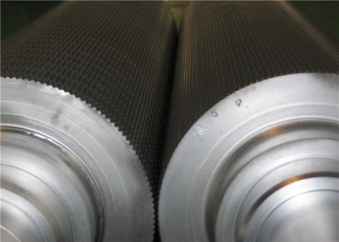100 - 4000mm Lentgh Corrugating Rolls For Corrugated Carton Making Machine