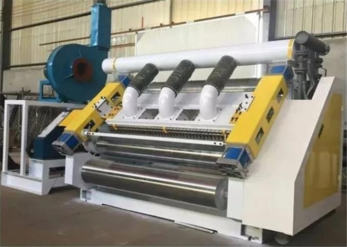 High-speed Corrugated Carton Making Machine Hardness 55 to 60 CrMo Alloy Steel Corrugated Roller