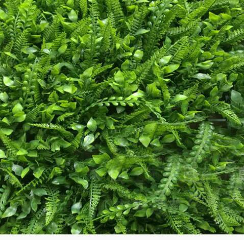 60cm*60cm Artificial Green Plants Four - Leaved Clover For Indoor / Outdoor Decoration