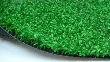 Green Artificial Pet Turf / Artificial Turf Grass For Dogs Environment Friendly