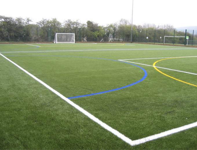 Professional Sport Artificial Turf Grass For Soccer Fields Landscaping