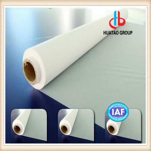 White And Yellow Color 10T-200T Bolting Cloth For Screen Printing