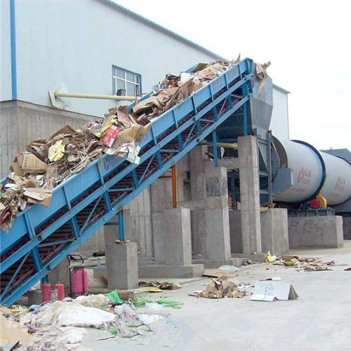 Pulping Equipment Spare Parts - Paper Making Pulper Feed Conveyor