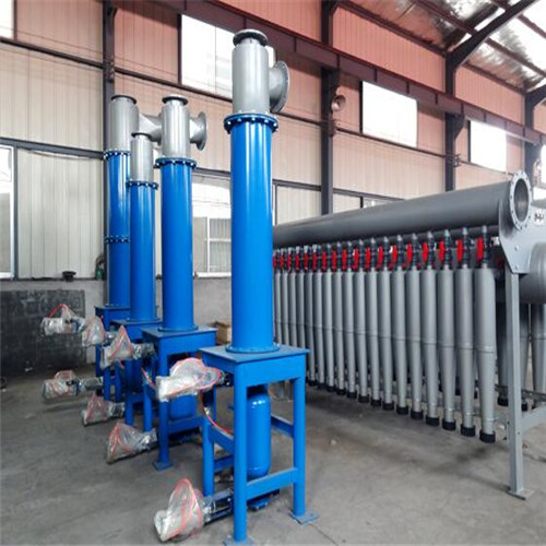 Large Capacity Low Consistency Cleaner For Paper Pulp Cleaning Fiber Suspension