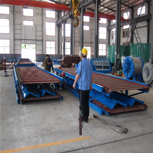 Pulping Equipment Spare Parts - Pulper Feed Conveyor For Paper Mill