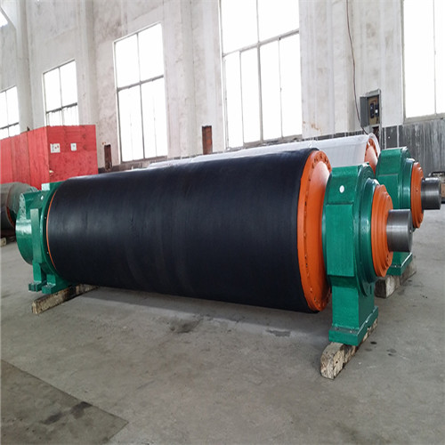 Paper Making Machine Parts - suction press roll for press part of paper mill