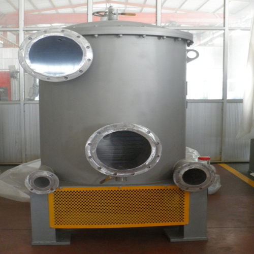 Low Noise Vibratory Screening Equipment Pressure Screen In Paper Industry