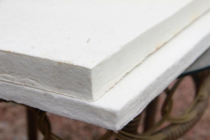 650 Degree Resistant White Color Aerogel Blanket Felt For Fireproof Insulation