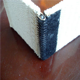 China Woven Synthetic Corrugator Belt 1000 - 3200mm Width For Tracking Section supplier