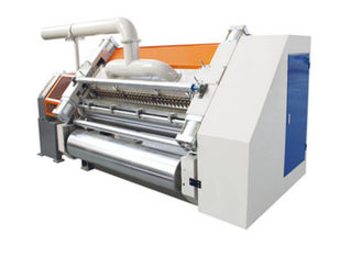 China 280 Single Facer Corrugated Machine Carton Making Machine Vacuum Suction Type supplier