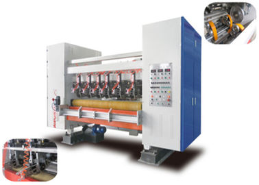 China Computerized Corrugated Carton Making Machine NC Model High Efficiency supplier
