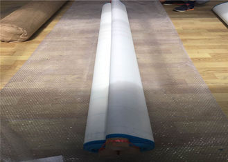 China Large Loop Polyester Weave Fabric , Monofilament Polyester Screen Fabric supplier