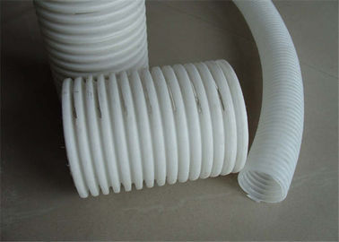 China Geocomposite Drain Hdpe Material Double Wall Corrugated Drainage Pipe supplier