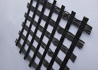 China Polyester Plastic Mesh Grid , Airfields Fiberglass Grid Mesh Anti - Corrosion supplier