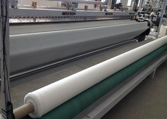 China High Strength Geosynthetic Fabric PET Polyester Woven Geotextile supplier