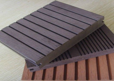 China WPC - Wood Plastic Composite  Anti-UV Hollow And Solid  Decking Board supplier