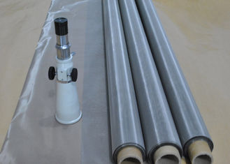 China Stainless Steel Screen Printing Mesh with 122CM 1.02cm width for Screen Printing supplier
