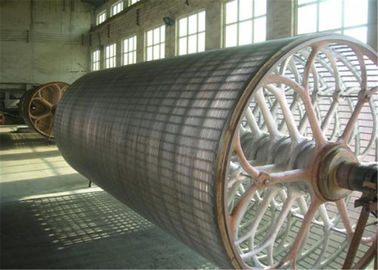 China High Speed Paper Machine Parts , Stainless Steel Cylinder Mould Diameter 1250mm supplier
