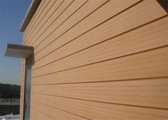 China Sound-proof Wood Plastic Composite Indoor & Outdoor Wall Cladding supplier