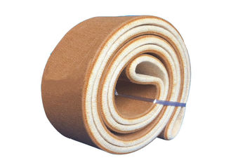 China High Temperature Endless Felt Band For Aluminum Extrusion Lines supplier