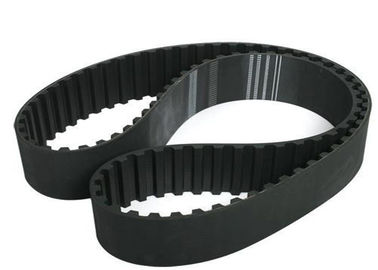 China Red / Black Colour Rubber Timming Belt Corrugator Belt For Power Transmission System supplier
