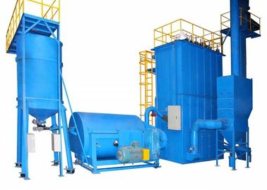 China Full Automatic Lead Powder Machine For Lead Powder Production supplier