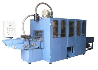 China 2-joint Plate Cutting Machine For Grids Cutting In Battery Factory supplier