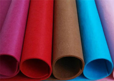China 850gsm Industrial Felt Fabric PET Fiber With 0.8mm-60mm Thickness supplier