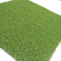 China 3/8 Gauge Artificial Sports Turf , Artificial Putting Green Turf For Golf Field supplier