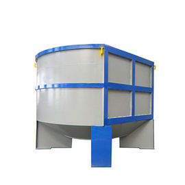 China Professional Pulper Machine D Shape Hydrapulper For Pulp Making Processing supplier