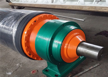 China Paper Making Machine Parts - suction press roll for press part of paper mill supplier