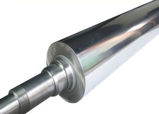 China Hard Chorme Pressure Roll For Single Facer Machine Hardness HRC45° supplier