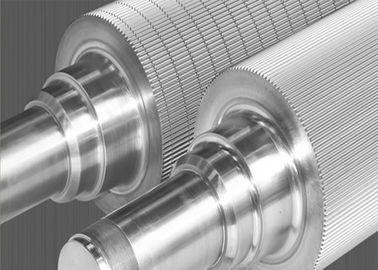 China Tungsten Carbide Corrugating Rolls Grinding Shaft Super Wear Resistant supplier