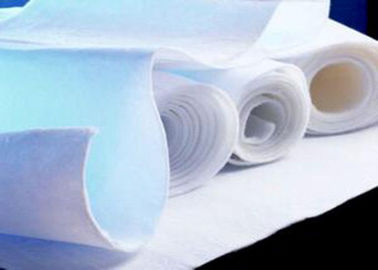 China Silica Aerogel Blanket Industrial Felt Fabric For Thermal Insulation supplier
