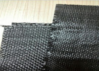 Good Quality Geosynthetic Fabric & Green , Black , White Woven Geotextile Fabric Made From Virgin PET ( Polyster ) Chips on sale