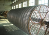China High Speed Paper Machine Parts , Stainless Steel Cylinder Mould Diameter 1250mm company