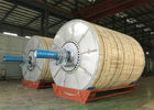 Good Quality Geosynthetic Fabric & Accurate Paper Making Machine Parts Dryer Cylinder 2200 Mpm Speed Width 5600mm on sale
