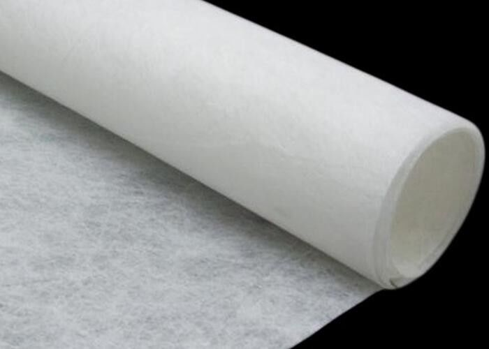 Polyester Needle Punched Non Woven Geotextile Fabric Non