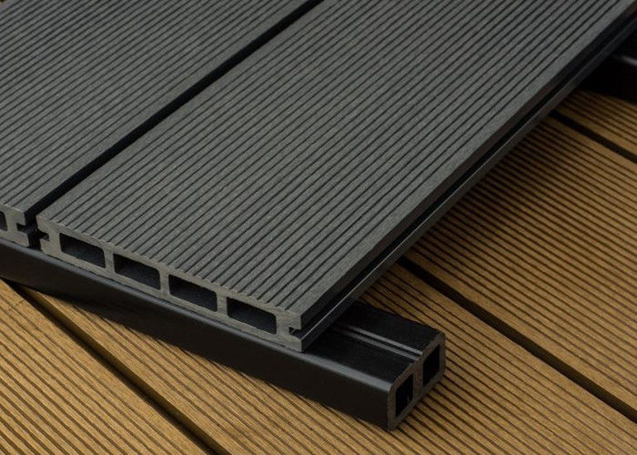 Wpc Wood Plastic Composite Hollow And Solid Decking Floor Board