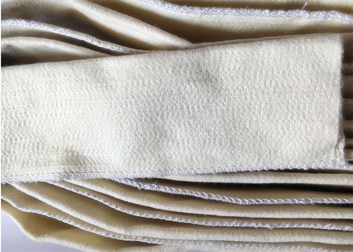 White Color Polyester Spacer Sleeve Industry Felt For