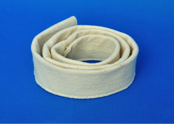 2 0mm Off White Nomex Spacer Sleeve For Aluminium Extrusion