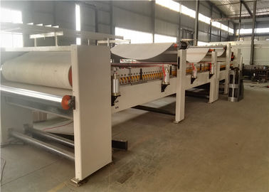 Double Facer Corrugated Carton Making Machine 5Ply Corrugator Line