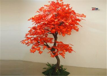 Customize Size Artificial Plants And Trees , Artificial Outdoor Plants