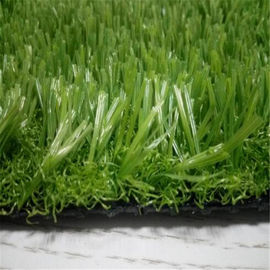 Decoration Artificial Turf Grass SBR LaTeX Coating With 16800 Density